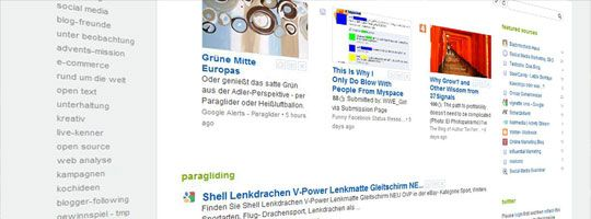Vorstellung des Firefox Plugins: Feedly – die Alternative zu iGoogle