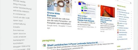 Vorstellung des Firefox Plugins: Feedly – die Alternative zu iGoogle