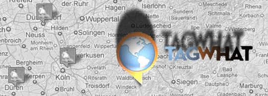 Tagwhat = Twitter + Foursquare + Augmented Reality