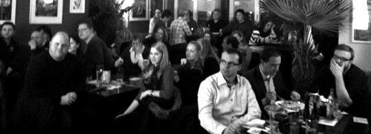 Web Montag Saarbrücken #10 – über das SaarCamp, OpenSUSE und Kommunikation
