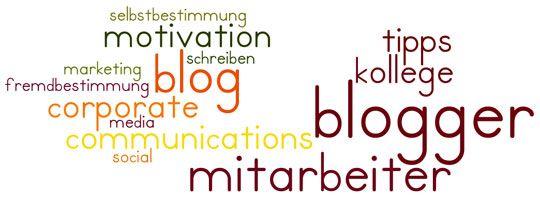 9 einfache Tipps wie man Mitarbeiter zu Bloggern macht